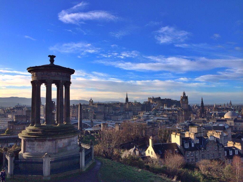 Ten Days in the UK, Snapshots of Edinburgh, Day Trips, Scotland