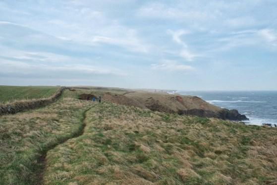 #48walks, Collieston, Scotland, North Sea
