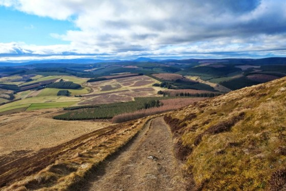 Aberdeenshire Walk, Shire, Tap o' Noth, #48walks