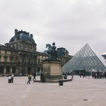 A Story about the Louvre Museum