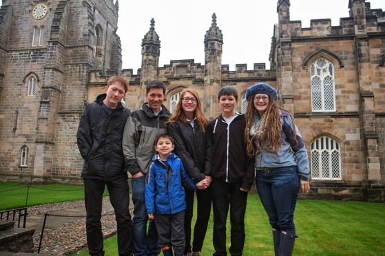 A Year of Memories, Chinos In Scotland