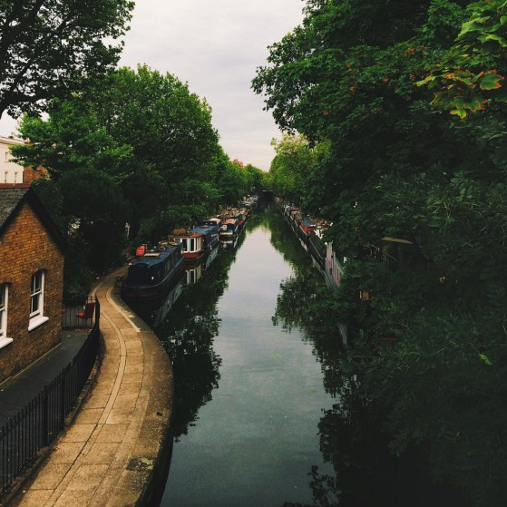 Snapshots of London, Little Venice, London with Kids