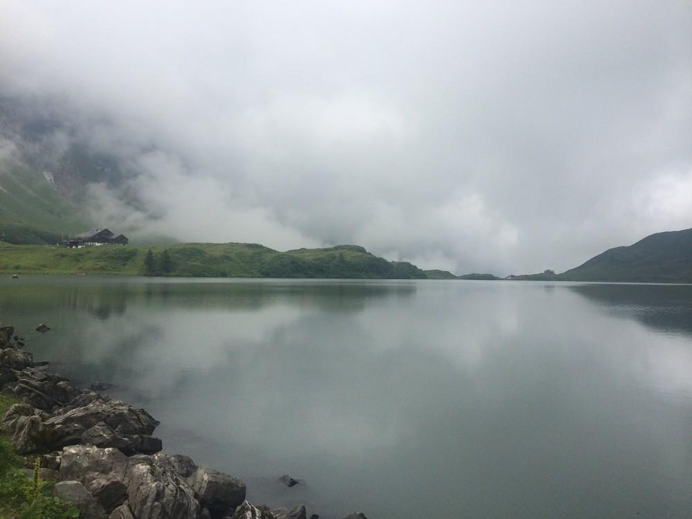 A Walk to Trubsee, Engelberg, Switzerland