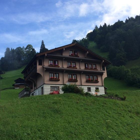 Snapshots of Engelberg, Switzerland, Europe