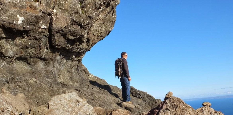The Storr, Isle of Skye, Scotland, Hillwalking
