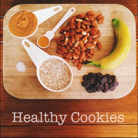 healthy cookies, gluten free, sugar free, vegan