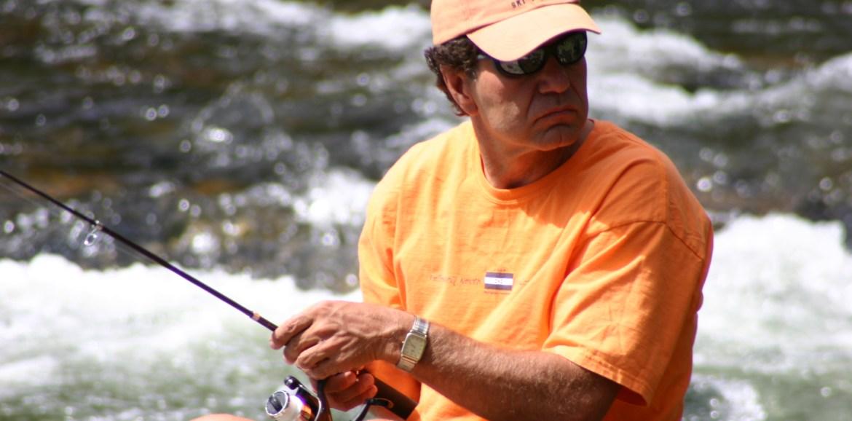 Fishing in Colorado, Art of Escape, Chino House