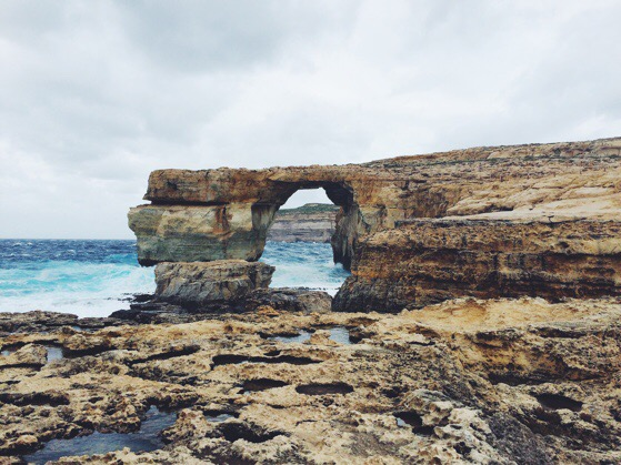 Malta, Blue Window, Gozo, Azure Window