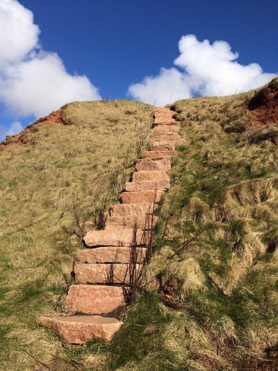 Snapshots of Scotland March, Walks, Aberdeenshire, Coastal Walk
