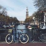 Chasing Daylight in April: City Walks in Amsterdam