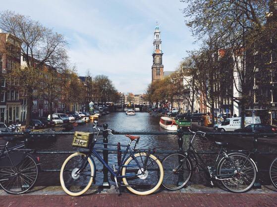 Amsterdam Bikes, Biking in Amsterdam