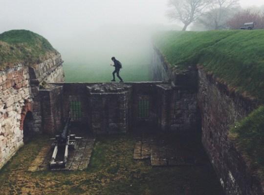 Snapshots of Berwick-Upon-Tweed, Family Travel, United Kingdom