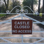 Speyside Way Stories: Castle Closed