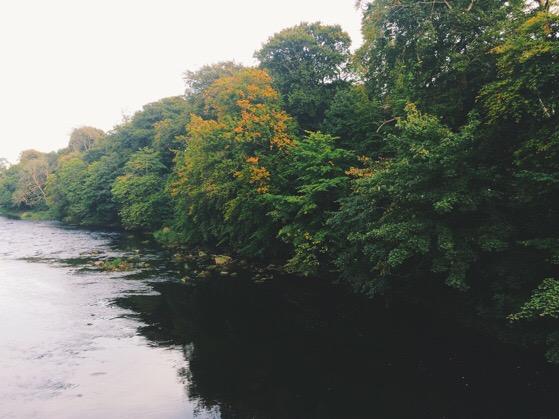 Chasing Daylight, September, Scotland, Aberdeen