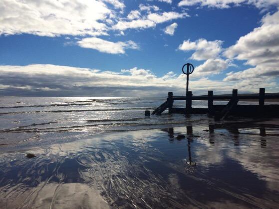 Chasing Daylight, Scotland, Aberdeen, September, Beach, North Sea