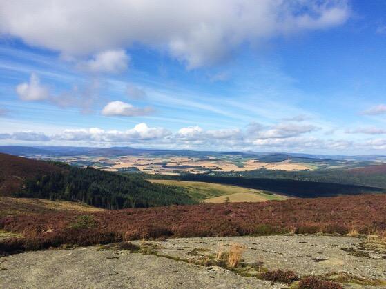 Chasing Daylight, Scotland Walks, Aberdeenshire