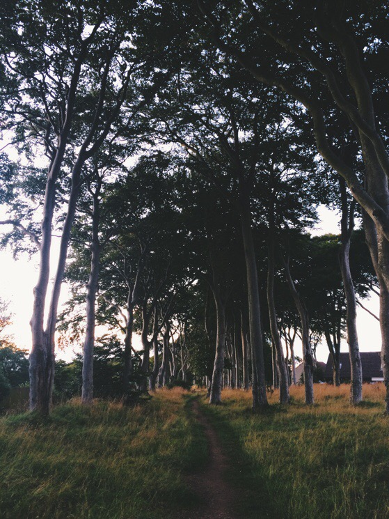 Chasing Daylight, Scotland, September