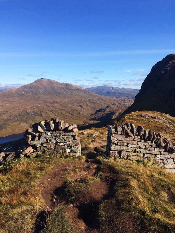 Northwest Highlands of Scotland, Suilvan, Clashnessie, Lochinver, Clachtoll, Hillwalking, Family Holidays
