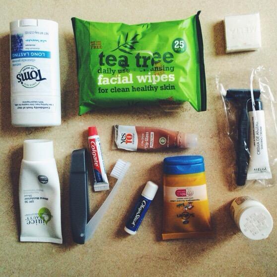 Packing Light, Europe, Travel, UK, Backpack