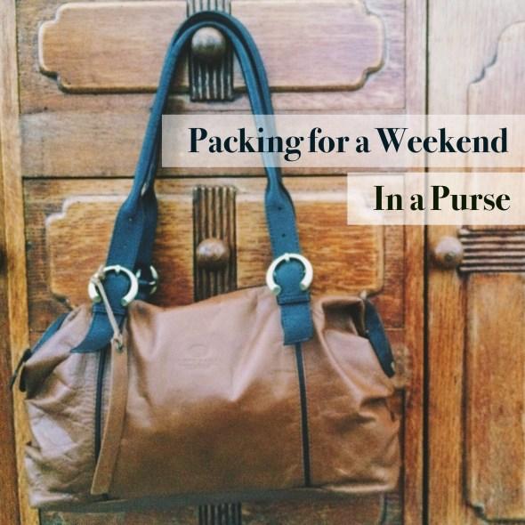 Packing Light Weekend Edition, Europe, UK, travel