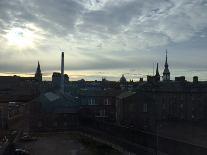 Aberdeen, Scotland, Skyline