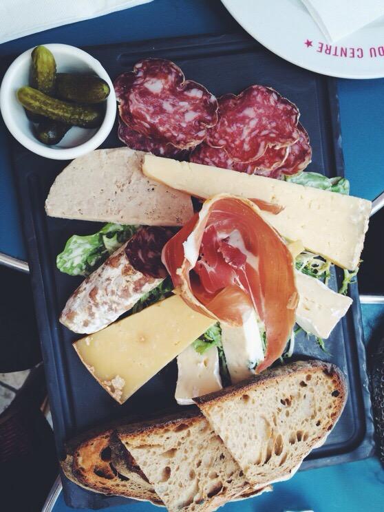 Eating in Paris, Belly of Paris, Paris Food, Context Travel