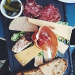 Snapshots of Eating in Paris