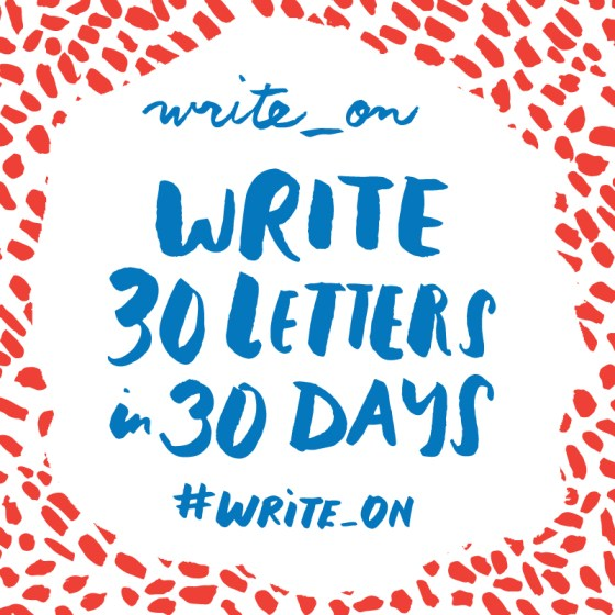 write on campaign