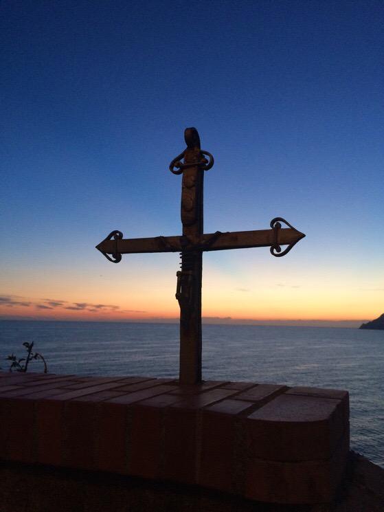 Sunset in Manarola, Cinque Terre, Alison Chino, Italy