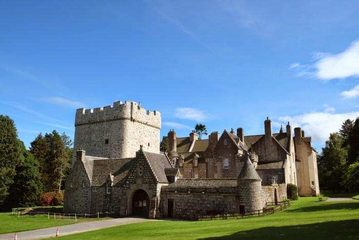 Drum Castle, Scotland