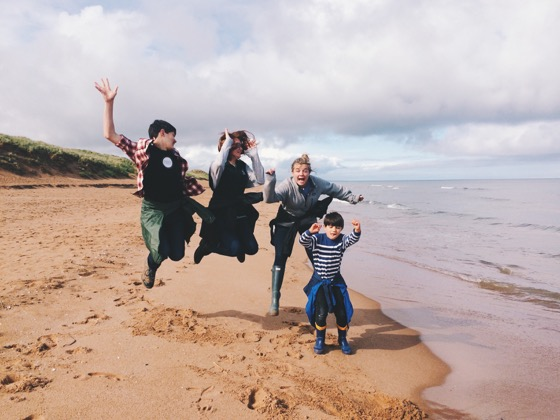 Aberdeen, Scotland, Days Out, Balmedie Beach, Sand Dunes