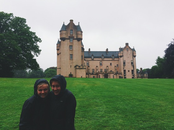 Aberdeen, Scotland, Castle Trail, Days Out