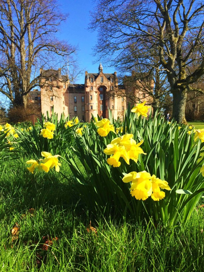 Fyvie, Castle, Castles Aberdeen, Scotland