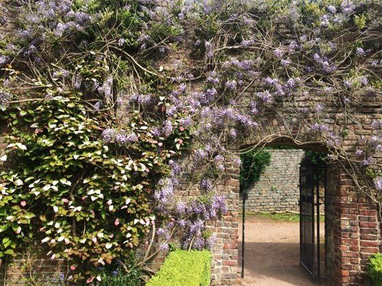 Persley Walled Garden Walk, Aberdeen, Scotland