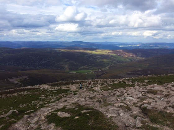 Mt Keen Scotland, Munro Bagging, Hillwalking in the UK