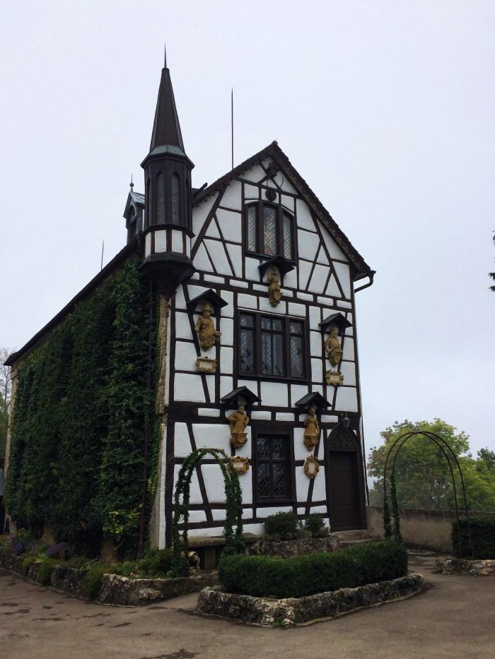 Snapshots of Tubingen, Germany, Deutschland, Schloss Lichtenstein, Castle Lichtenstein