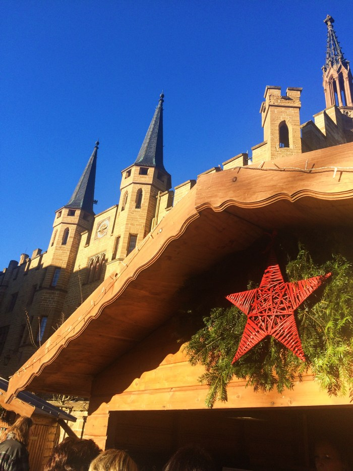 Christmas Market Hohenzollern
