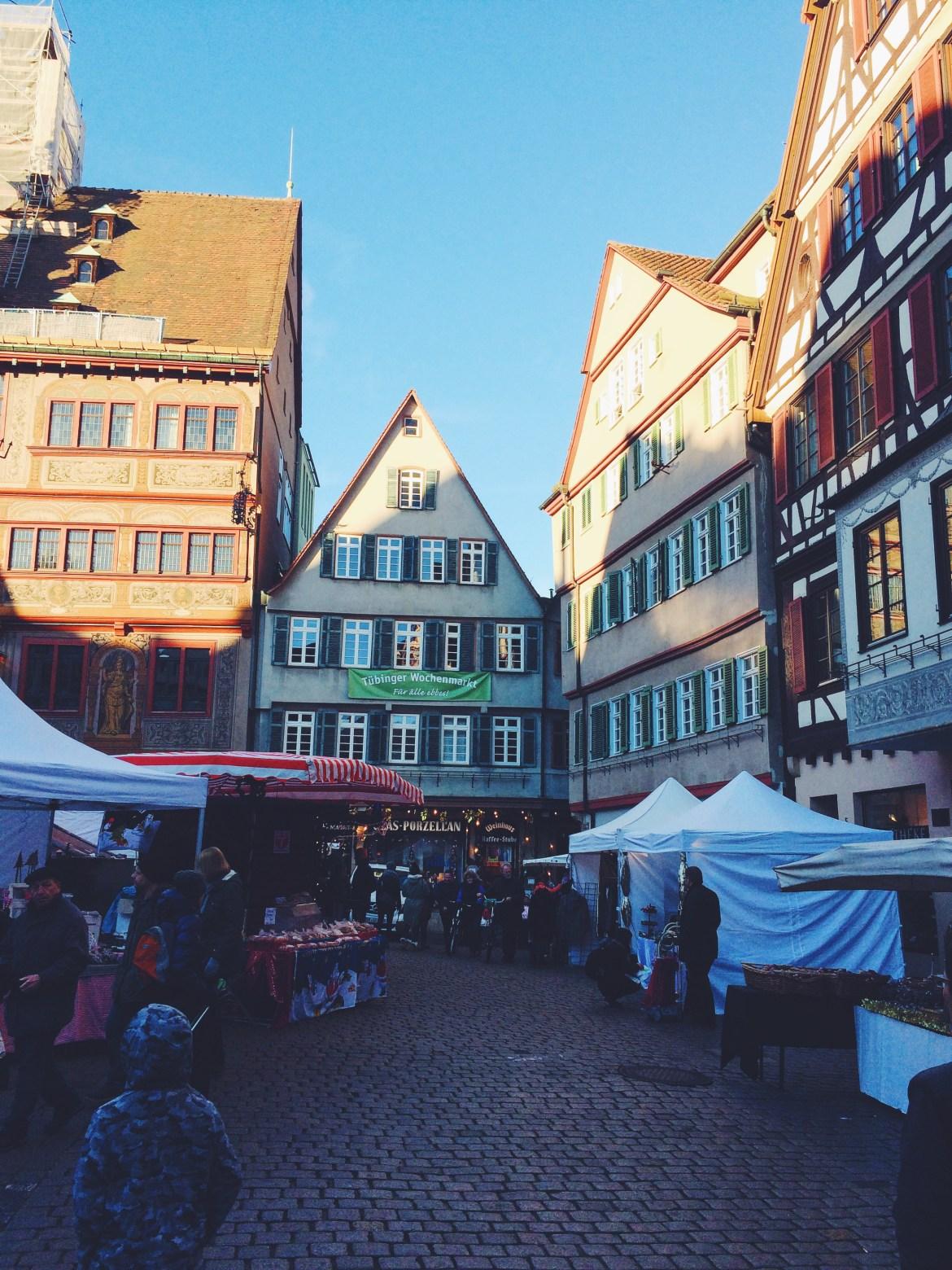 Christmas Markets in Germany, Tubingen