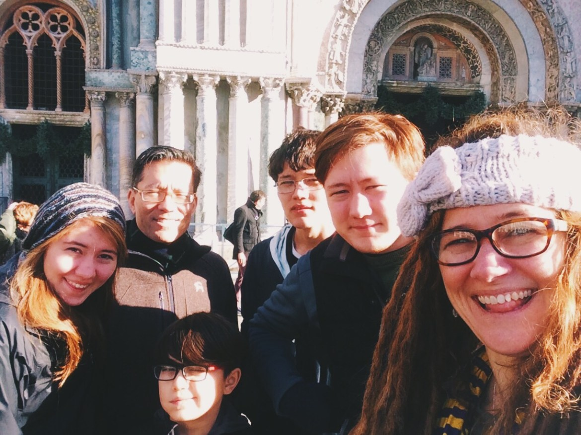 Christmas in Venice, Italy, Winter in Italy, St Marks, San Marco