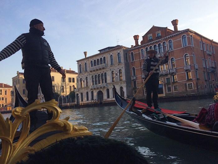 Venice, Italy, Christmas