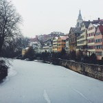 Snapshots of Winter Walks in Germany