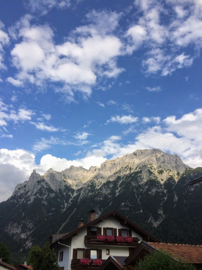 Camping in Bavaria 08 Mittenwald