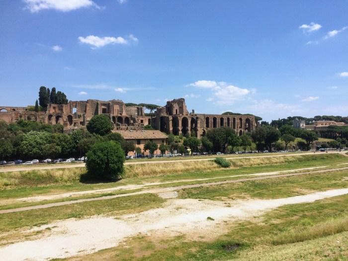 Rome, Italy, Circus Maximus