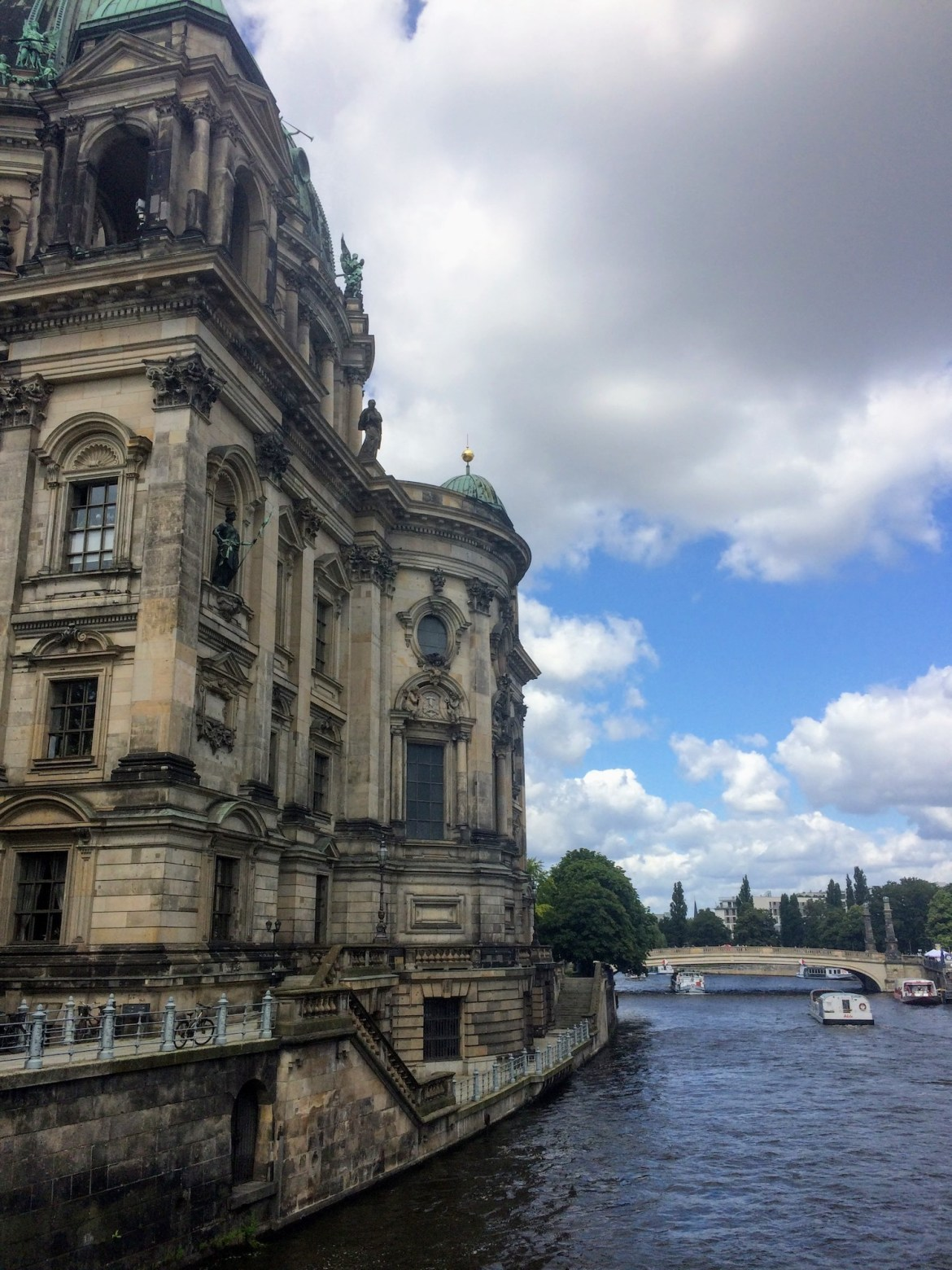 Snapshots of Berlin River