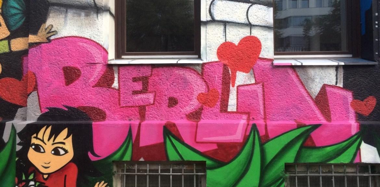 Snapshots of Berlin Street Art