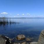 Snapshots of Lake Bolsena, Italy (Lago di Bolsena)