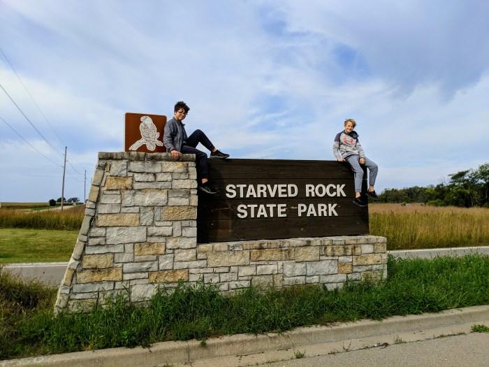 Starved Rock CampingIMG_20191005_103853