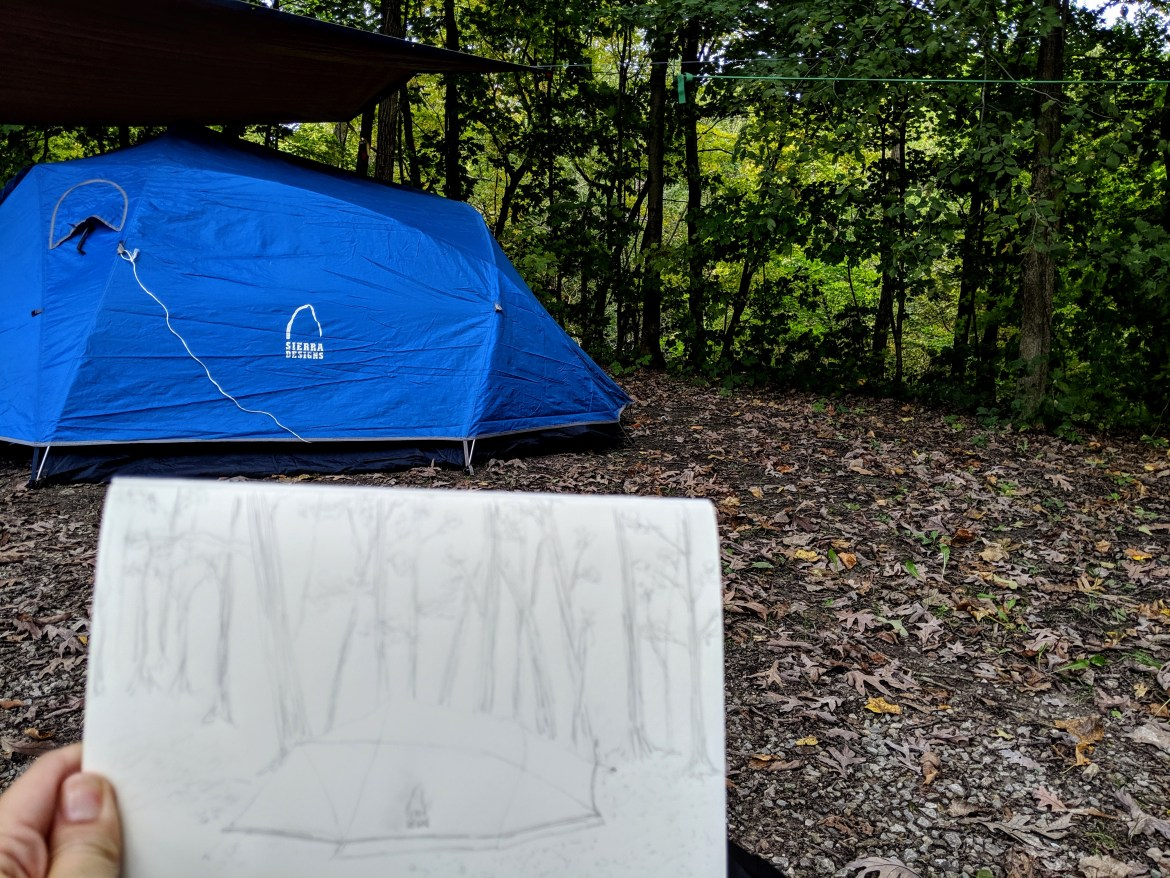 Starved Rock CampingIMG_20191005_144524