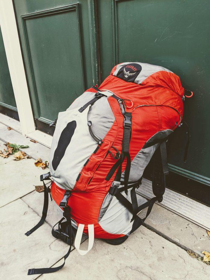 Camino Backpack Humility Walk