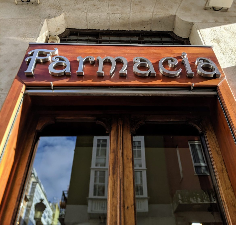 Burgos Spain Pharmacy